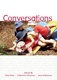 Conversations Behind Early Childhood Pedagogical Documentation
