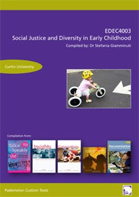 EDEC4003 Social Justice and Diversity in Early Childhood