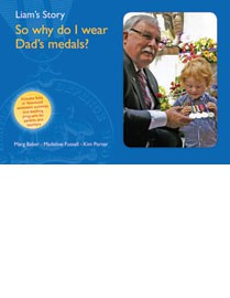 Liam's Story: So why do I wear Dad's medals?