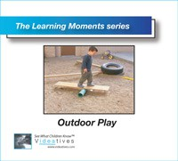 Learning Moments Series Outdoor Play CD ROM
